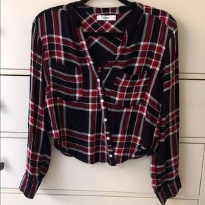 LIKELY Plaid Flannel